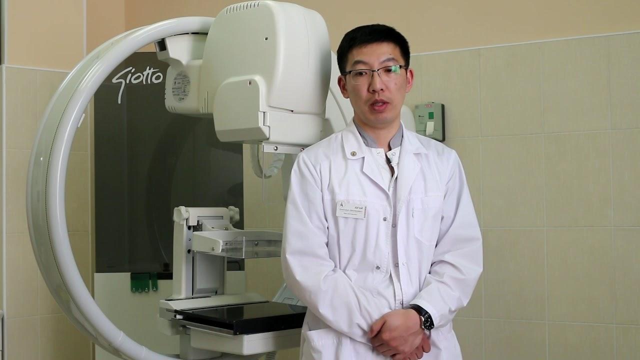 Разница между маммографией и УЗИ молочных желез