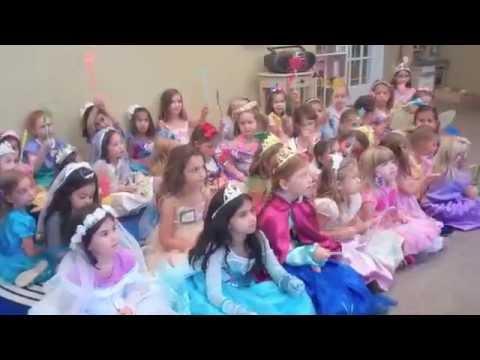 Northlake Academy of Music Princess Summer Camp June 2014