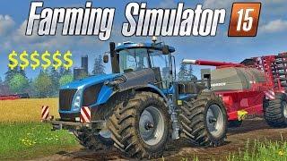 Farming Simulator 2017.Как заработать 2500000€ за пару минут без Читов✔