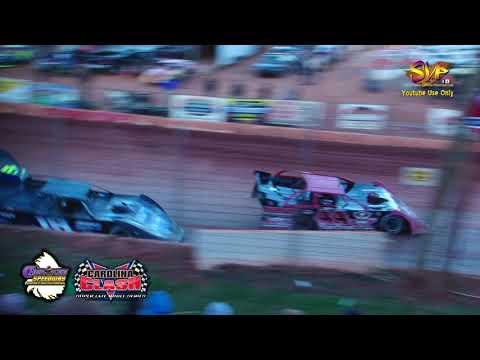Cherokee Speedway | Carolina Clash Blue Grey | Heat 1 | Nov  19 , 2017