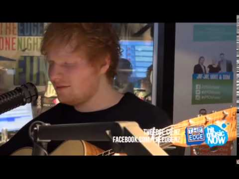 Ed Sheeran - Tenerife Sea