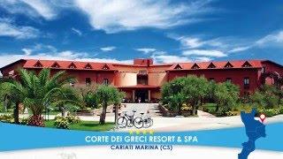 Corte dei Greci Resort & Spa **** - CARIATI MARINA (CALABRIA) - Mare Italia 2016