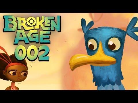 BROKEN AGE [WQHD] #002 - Wolkenkuckucksheim ★ Let's Play Broken Age