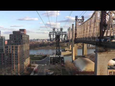 New York Cable Car Ride Full HD