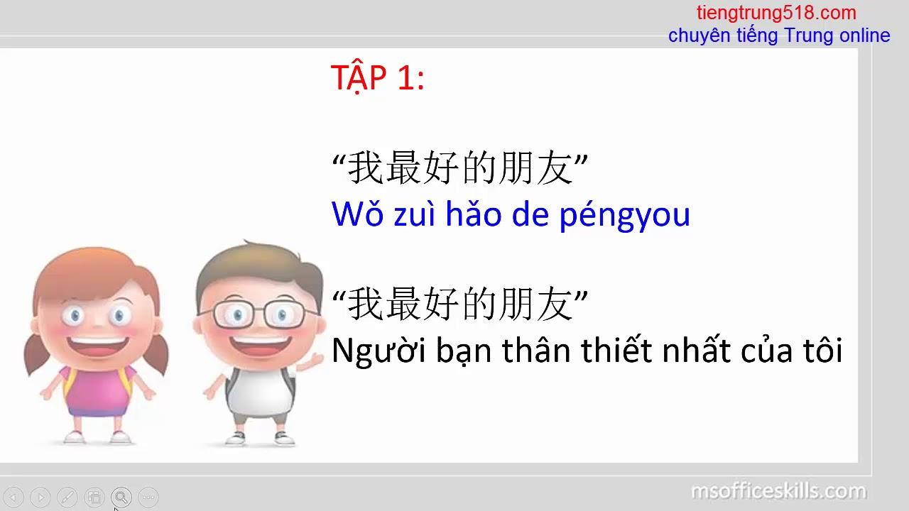 Học tiếng Trung qua bộ truyện siêu dễ thương : Nhật ký đến trường của Mễ Tiểu Khuyên – Tập 1