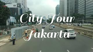 Onboard the Double Decker Bus of City Tour Jakarta (Jakarta, Indonesia)