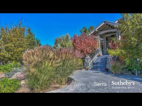 5 Bedroom Single Family Home For Sale in Reno, Nevada, United States for USD 2,495,000