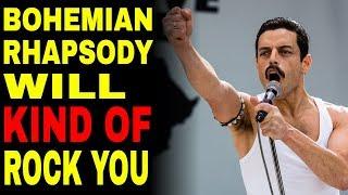 Bohemian Rhapsody Movie Review (Spoiler Free)