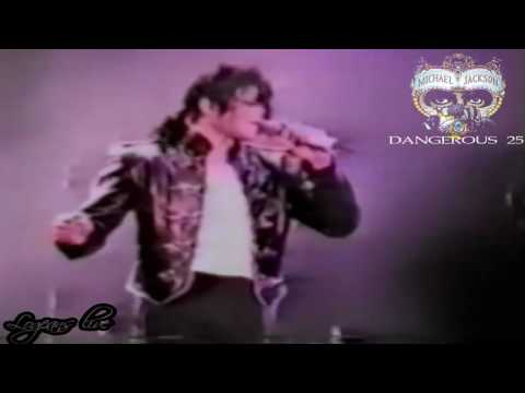 Michael Jackson Give in to me live Special( Dangerous 25) HD