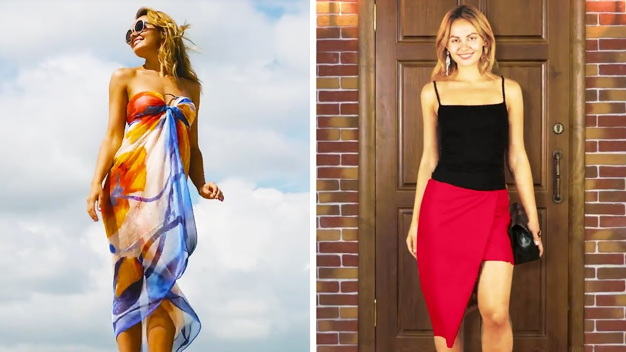 33 NEW WAYS TO TIE A SARONG 3