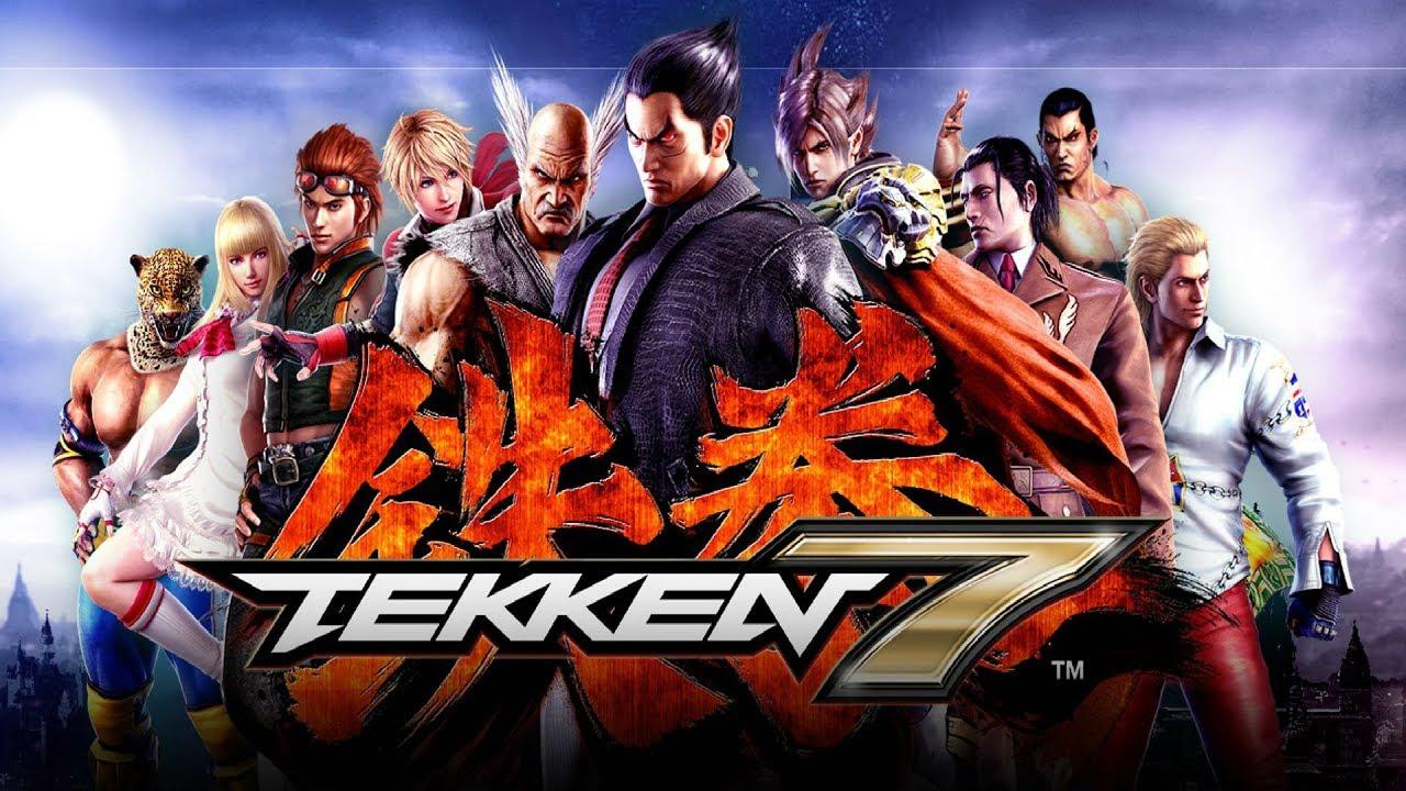 tekken 7 pc free download utorrent