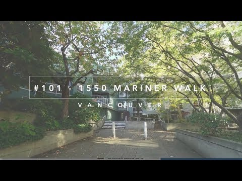 101 1550 Mariner Walk Presented by Gaëtan Kill & Brittany White Realtors with Engel & Völkers