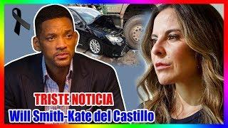 ¡ÚLTIMA HORA! Will Smith persigue a Kate del Castillo y revelar el oscuro futuro de ambos.