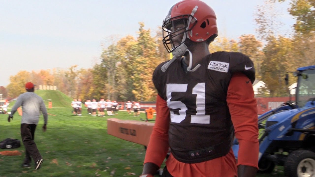 Browns react to Jamie Collins joining team