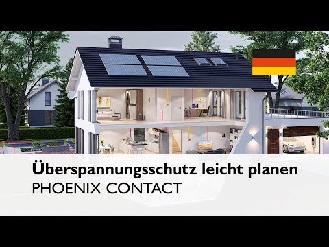 PHOENIX CONTACT at the Light+Building 2018: Protect your buildings from overvoltage via App