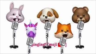 [Animoji Karaoke] Emoji Singing 'Power Up (파워업)' -- Red Velvet (레드벨벳)