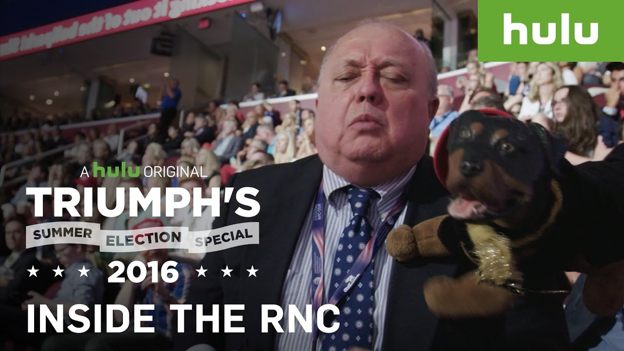 inside the rnc • triumph's summer election special 2016 - youtube
