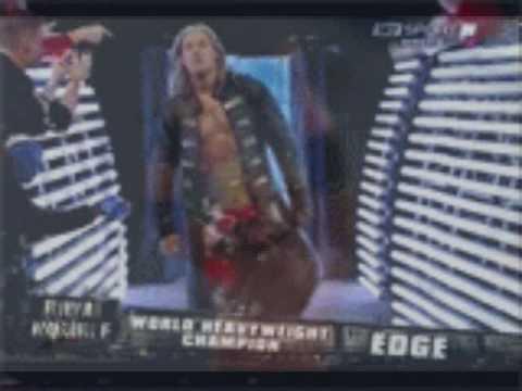Adam Copeland on Edge.
