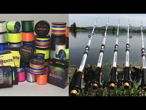 Aliexpress Best Selling Fishing Equipment Online (Links And Prices In The Description Below).