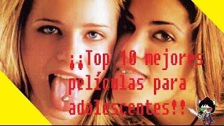 TOP 10 - Mejores películas para adolescentes (+ Sinopsis)