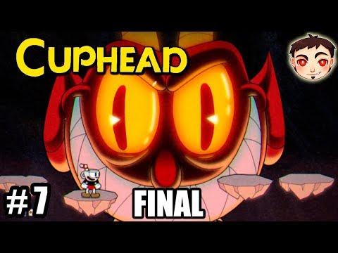 ¡EL ÚLTIMO JEFE, PACIFISTA Y OPINIÓN FINAL! - Cuphead #7 [FINAL]