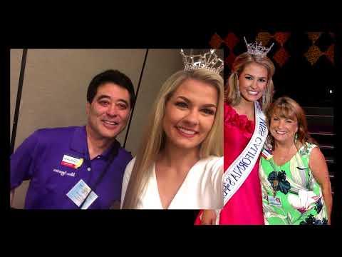 Violet Joy Hansen, Miss Caifornia's Outstanding Teen 2017 Farewell Video