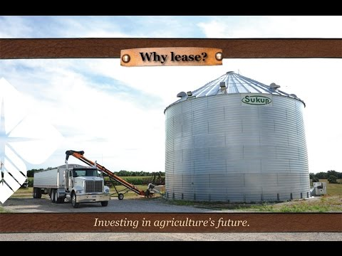 Basics of a Lease for Farm Equipment or Buildings
