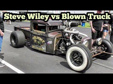 Steve Wiley vs Casper Blown Truck at Bounty Hunters No Prep