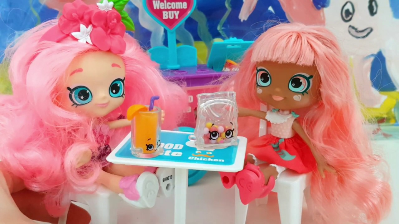 Baby Dolls Shopkins and Little Brother