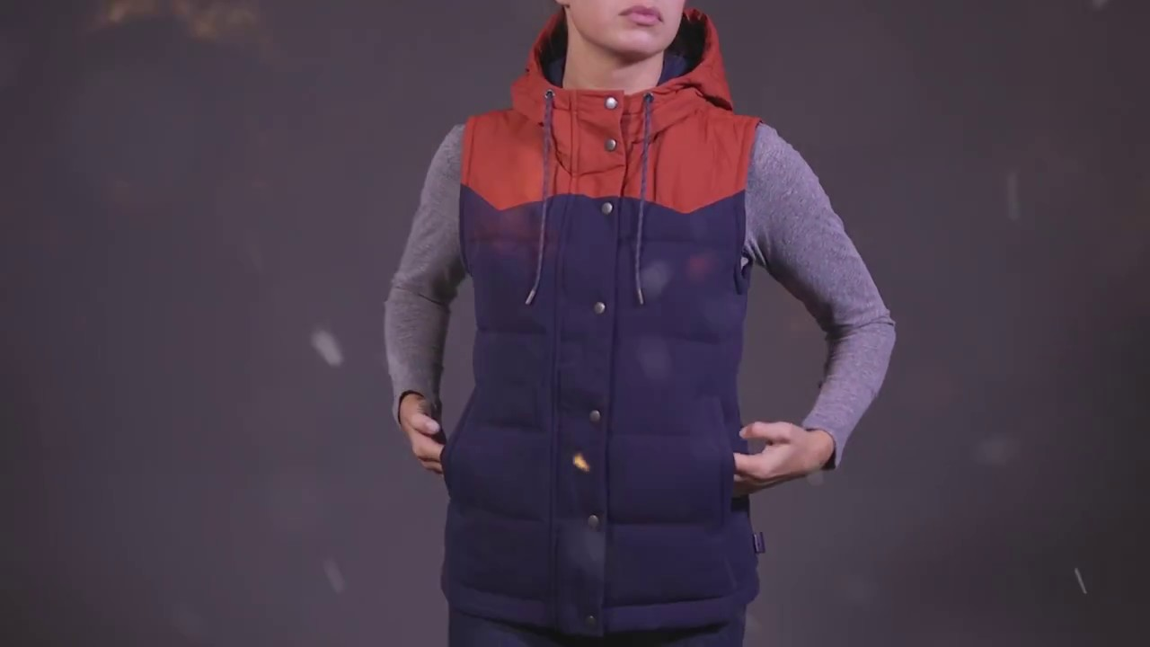 1ed681710 Patagonia Women's Bivy Down Vest 2017 Review