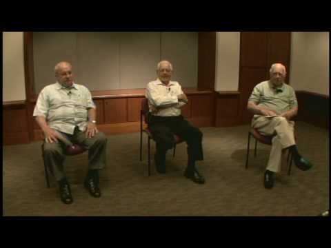 Former Railway Post Office clerk interview: Greg Lowell, Donald Bliss and Gerald Lange