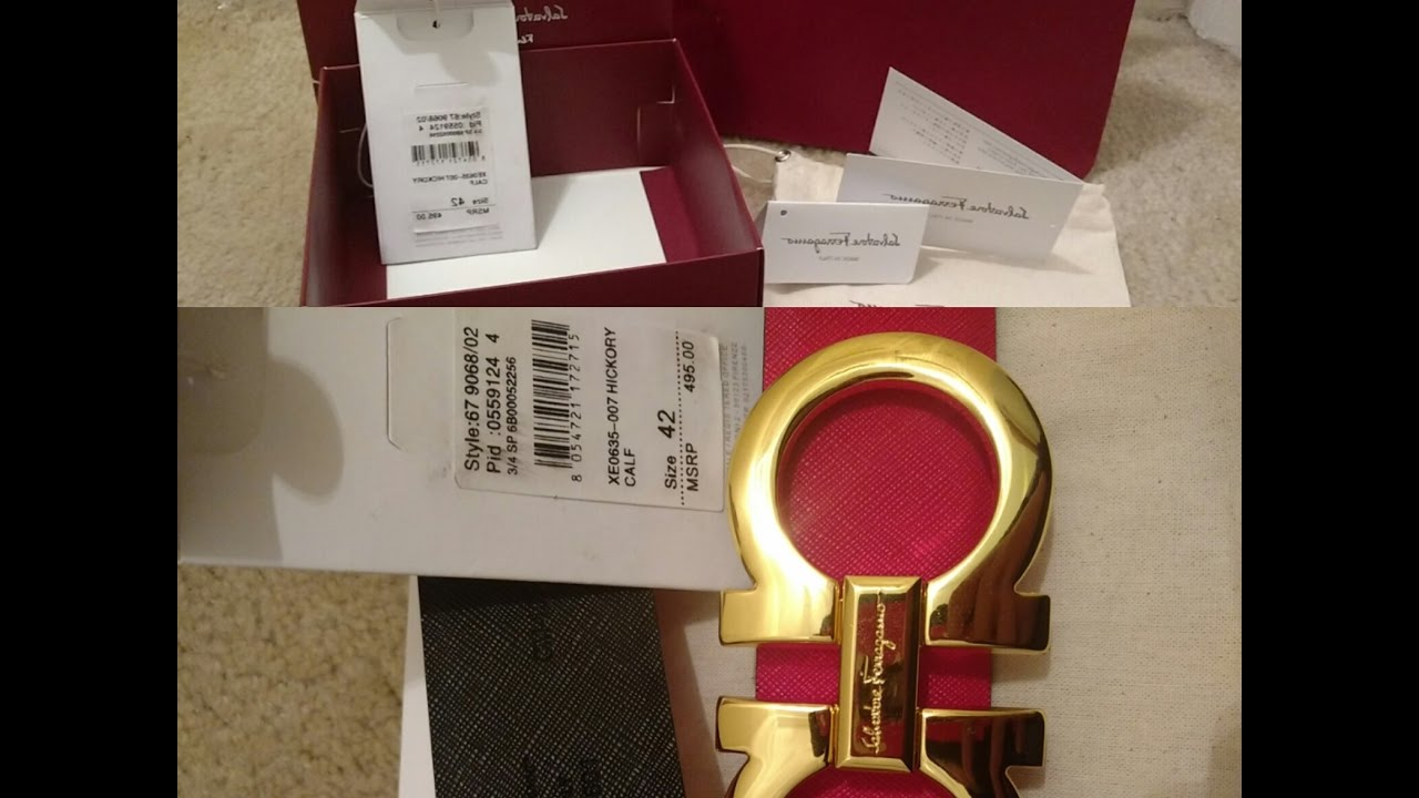 How To Tell If A Ferragamo Belt Is Real >> Fake Ferragamo Belt How To Tell A Fake P1