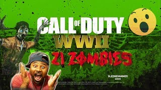 Call of Duty WWII Nazi Zombies Live  Game Play /w Jay P ✅