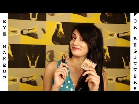 FOMO : Eye Makeup For Beginners (Hindi)
