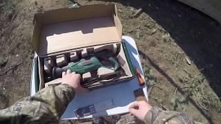 Шабельна електропила Bosh PSA 700E. Розпакування. Тест.