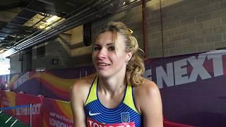 Українська жіноча естафетна команда 4х400 метрів - про виступ на чемпіонаті світу-2017