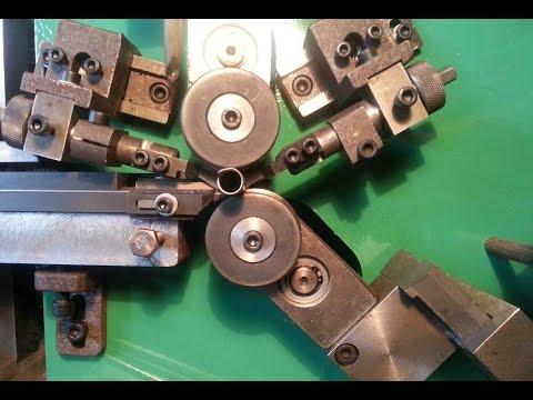 Metal flexible hose machine- interlock profile flexible conduit