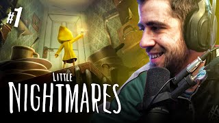 LITTLE NIGHTMARES 1 || SOY UN PRO #1