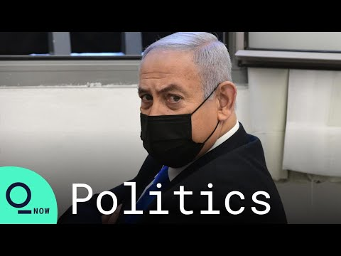 Netanyahu Pleads Not Guilty At Graft Trial As Elections Loom