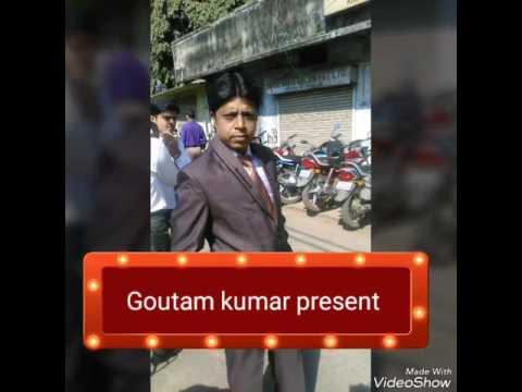 Dil hai mera deewana karaoke with lyrics Goutam kumar present Free karaoke