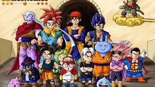 Dragon Ball Z Devolution - Pero Quienes Son Esos Personajes? #19