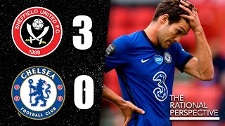 Embarrassing Chelsea Battered By Blades! Sheffield United 3-0 Chelsea   The Rational Perspective