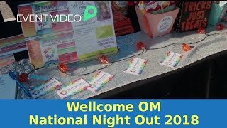 Wellcome OM National Night Out 2018