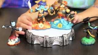 CallieReviews: Skylanders Swap Force Starter Pack (PS3) Unboxing w/ Lightcore Hex