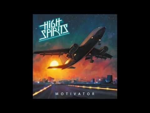 High Spirits-Down the Endless Road (Heavy Metal From USA)