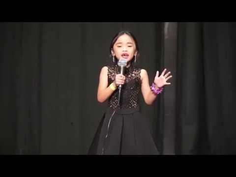 AZ's Got Talent 2018 - Shamcey Gamboa - Fight Song by Rachel Platten