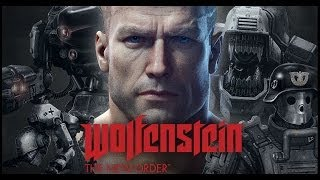Wolfenstein The New Order Pc Gameplay Gt520 +DualCore E5700