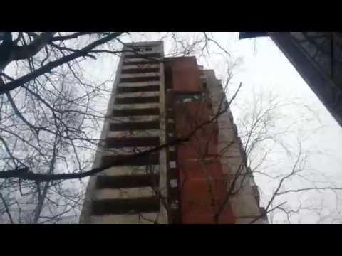 Взрыв жилого дома на Солидарности 21
