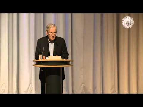 University of Cologne: Noam Chomsky: 2. Lecture