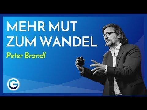 Veränderungen mit BRAIN: So stellst du deine Konkurrenz in den Schatten // Peter Brandl
